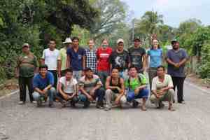 The IHAP team 2014